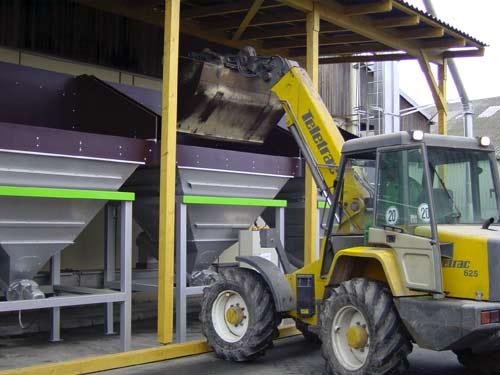 RS Trading GmbH – Fertilization Blenders, Big Bag, Packaging