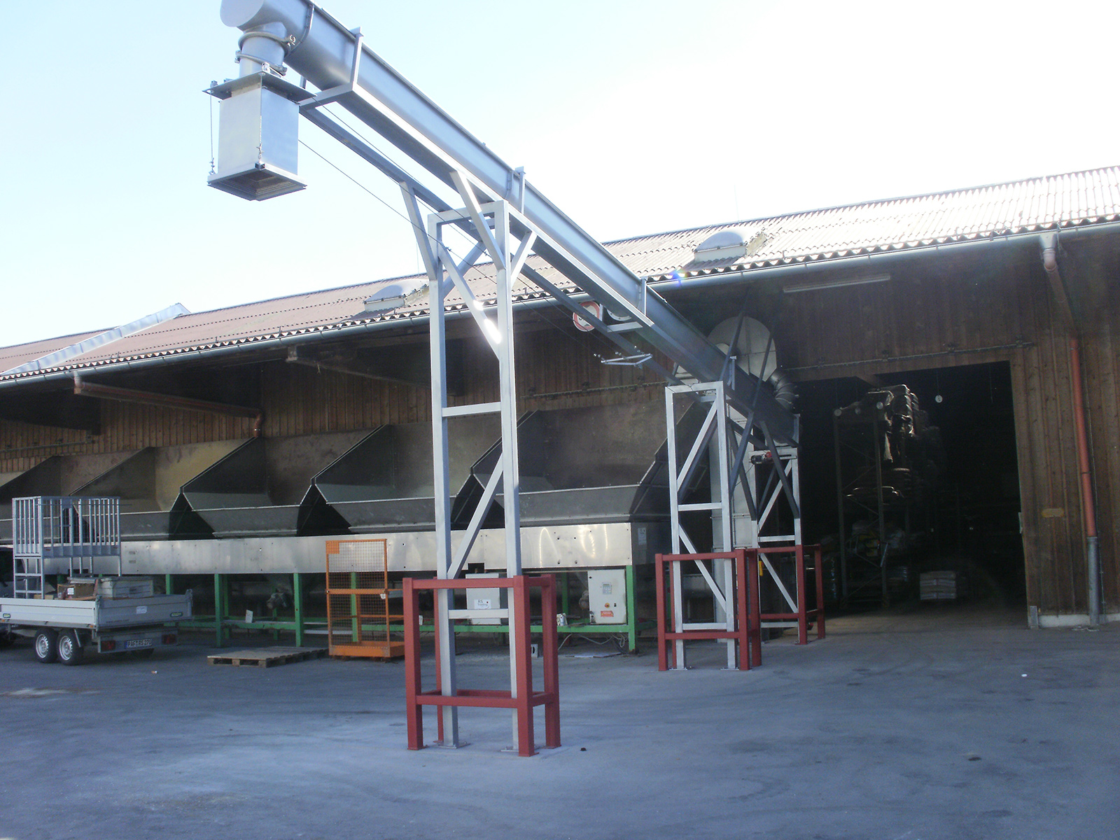 RS Trading GmbH Elevatoren